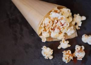 Popcorn Deluxe – noe ekstra godt til søndagsfilmen