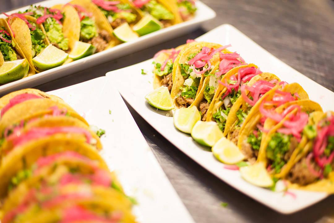 Taco fra El Burro. Foto: Lisa Bjørheim