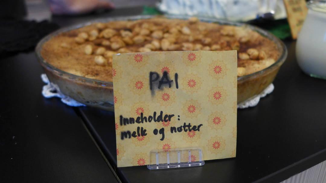 Damn good pie!