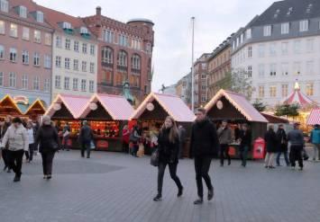 Kultorvet har julemarked. Det har også Kongens Nytorv, Nytorv og Højbroplass.