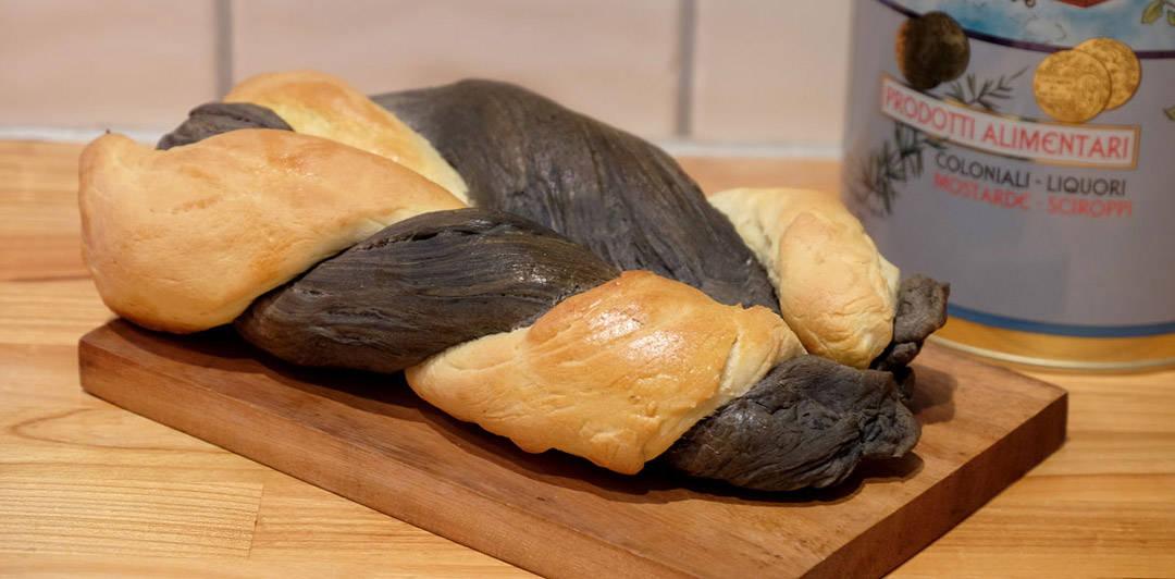 Ferdig brød.