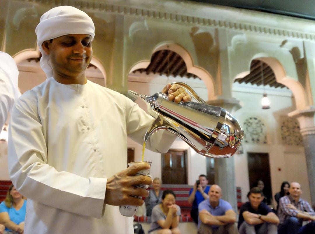 Arabisk kaffe.