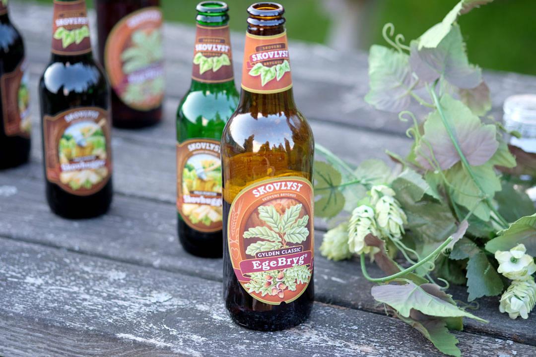 Mange gode øltyper hos Bryggeri