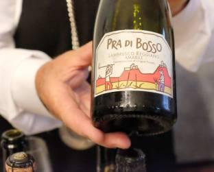 Pra di Bosso fra Casali. Utmerket til BBQ og fylt pasta.