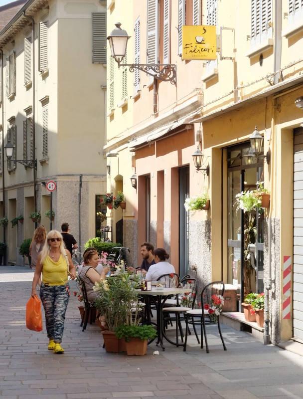 Koselige Reggio Emilia.