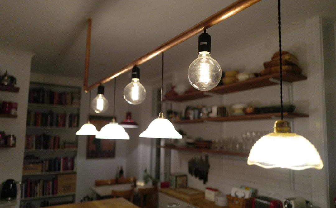 Kul lampe, eller?