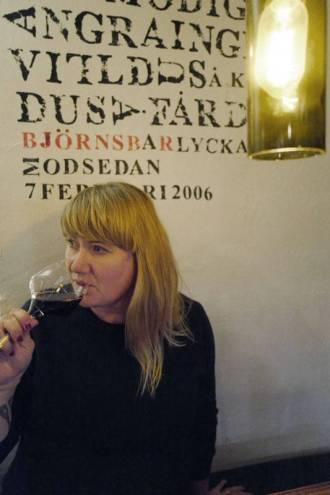 På Björns Bar i Gøteborg