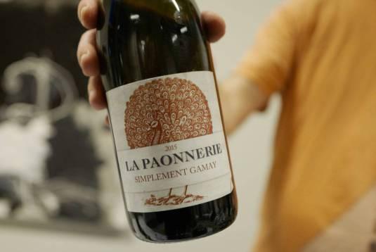Simplement Gamay fra La Paonnierie. Loirevin til kr 212. Gamayvin er deilig fruktig, lett og nydelig å drikke lett avkjølt.
