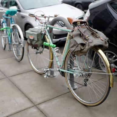 Portland er en ekte sykkelby.