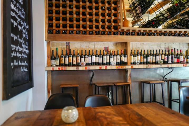 G. Vino. Super vinbar i gamlebyen