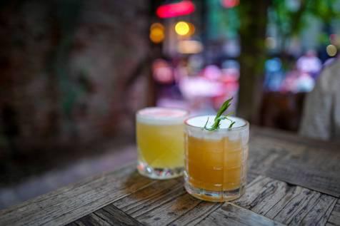 Cocktails på Lolita