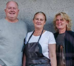 Christer, Ulrika og Emma.)