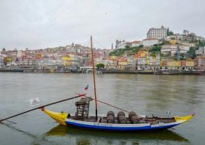 Portvin og gourmet i Porto