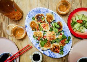 Sheng Jian Bao – dumplings fra Shanghai