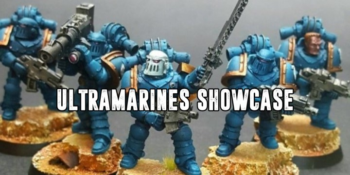 Ultramarines Army Showcase