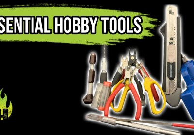 Hobby Basics: Essential Tools