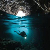 Scuba on Cave
