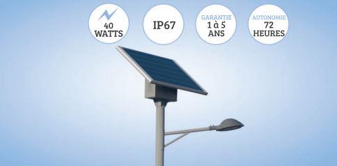 Luminaires Extérieurs LED 13