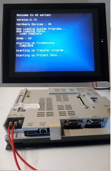 OMRON IHM NS8-TV00B-V2 1