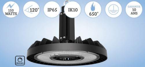 Suspensions LED 6