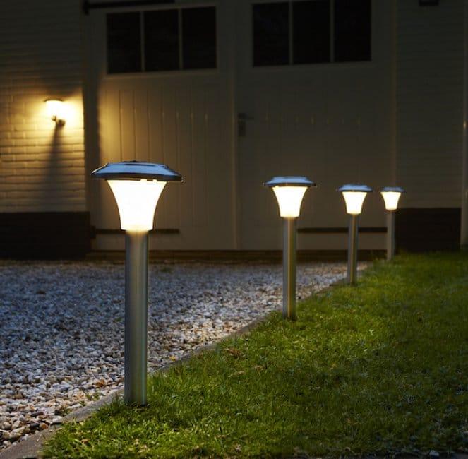 Bornes LED