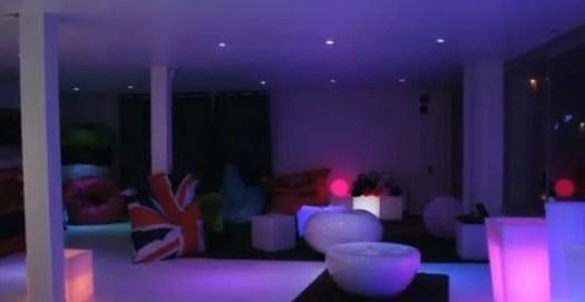 Un éclairage pas cher pour de la vidéo