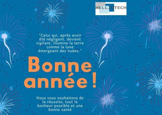 Vœux 2021 Helliotech