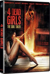 4 dead girls dvd
