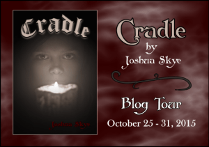 'Cradle' Blog Tour: Signature Images