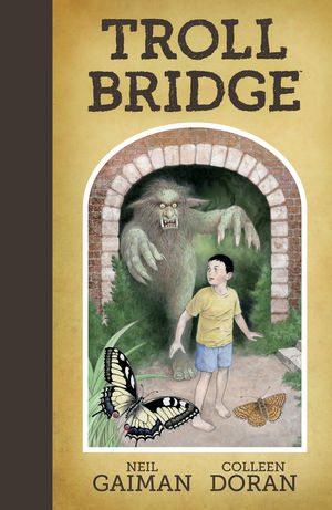Troll Bridge by Neil Gaiman – Graphic Novel Review