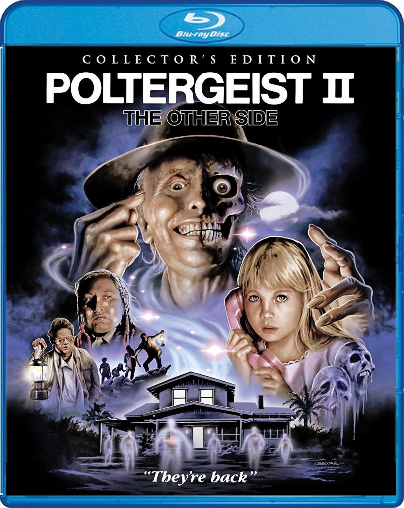 Poltergeist 2 and 3 – Blu-ray Review