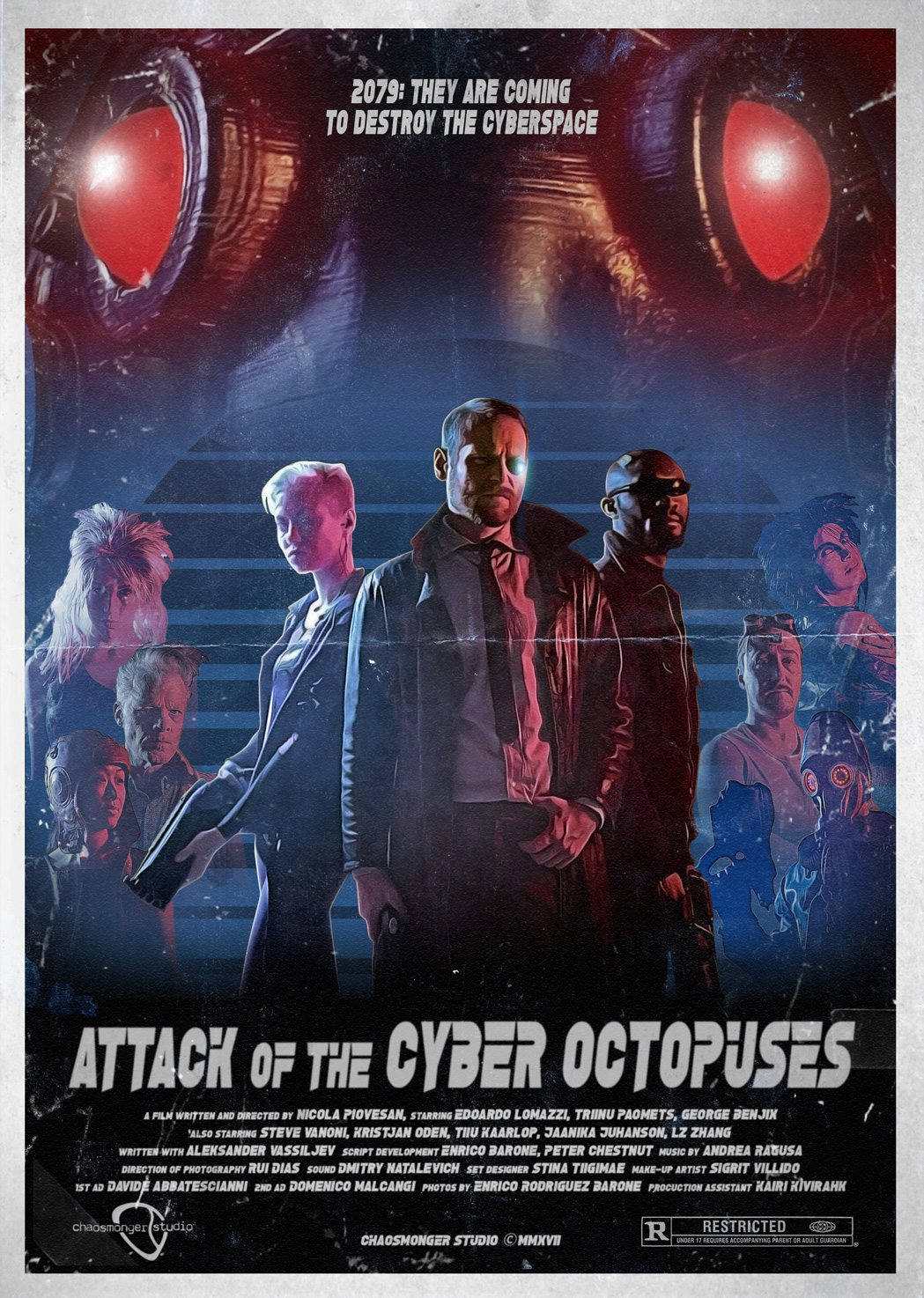 Attack of the Cyber Octopuses!