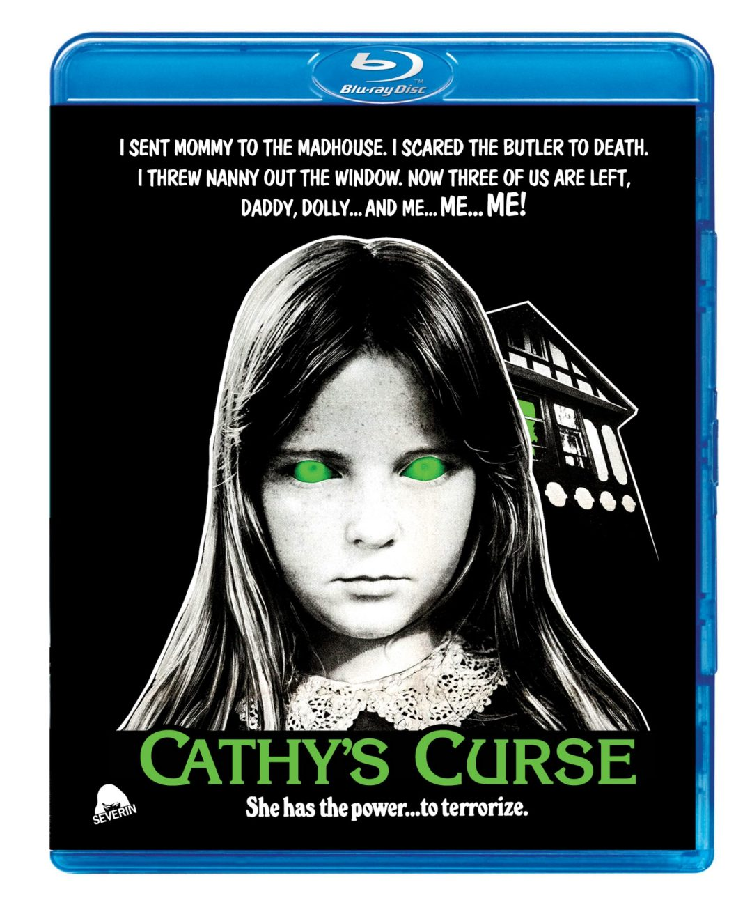 The Notorious 'Cathy's Curse' Makes Its Blu-ray Debut!