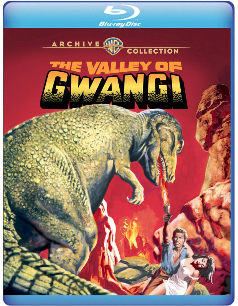 Warner Archive is Taking Us to 'The Valley Of Gwangi'