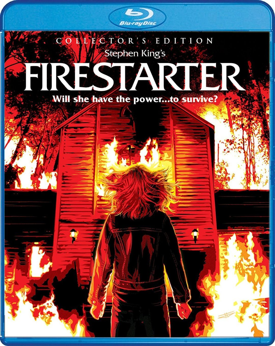 Firestarter – Blue-ray/DVD Review