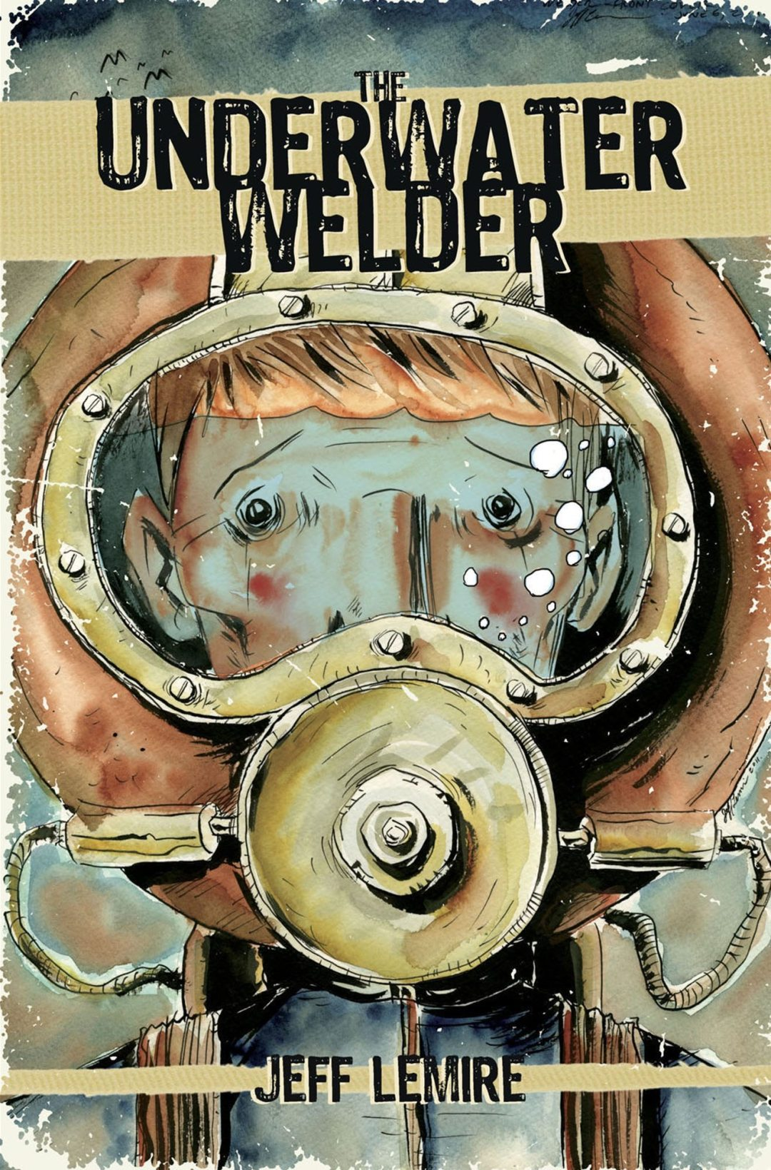 Ryan Gosling, Ken Kao's Waypoint and Anonymous Content Will Produce the Best-Selling Graphic Novel 'The Underwater Welder' by Jeff Lemire