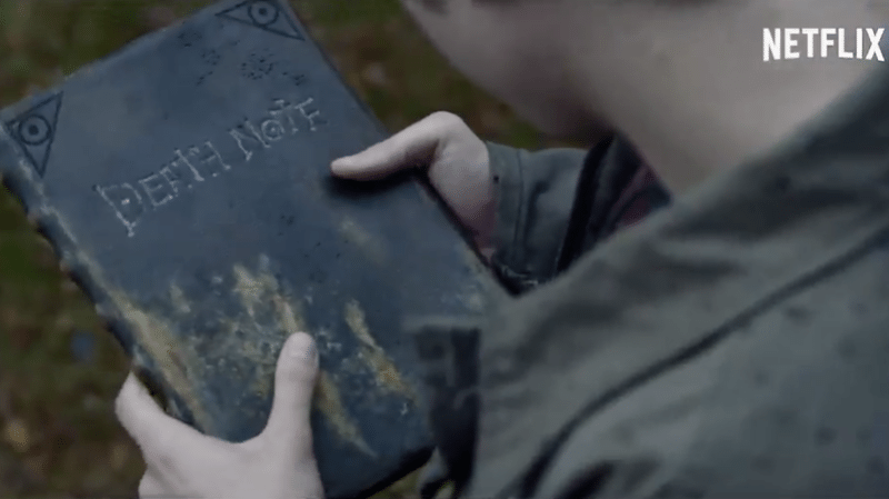 The 'Death Note' Trailer is Out!
