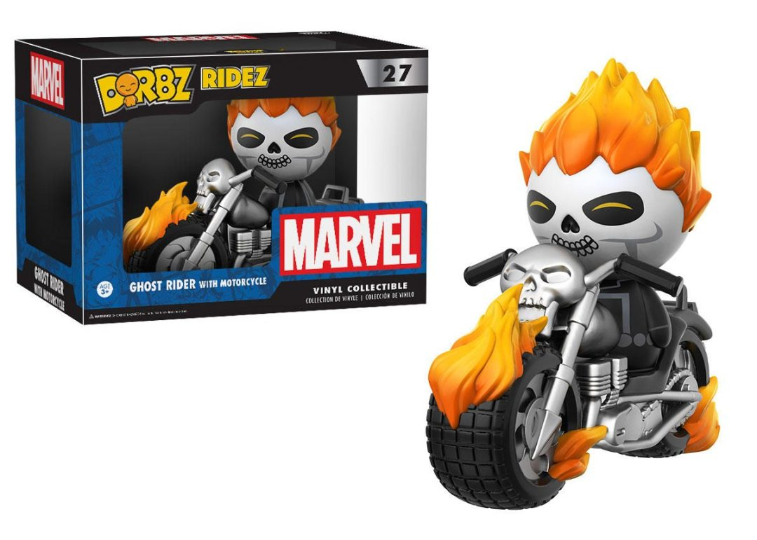 Funko is Bringing Us The Ghost Rider!