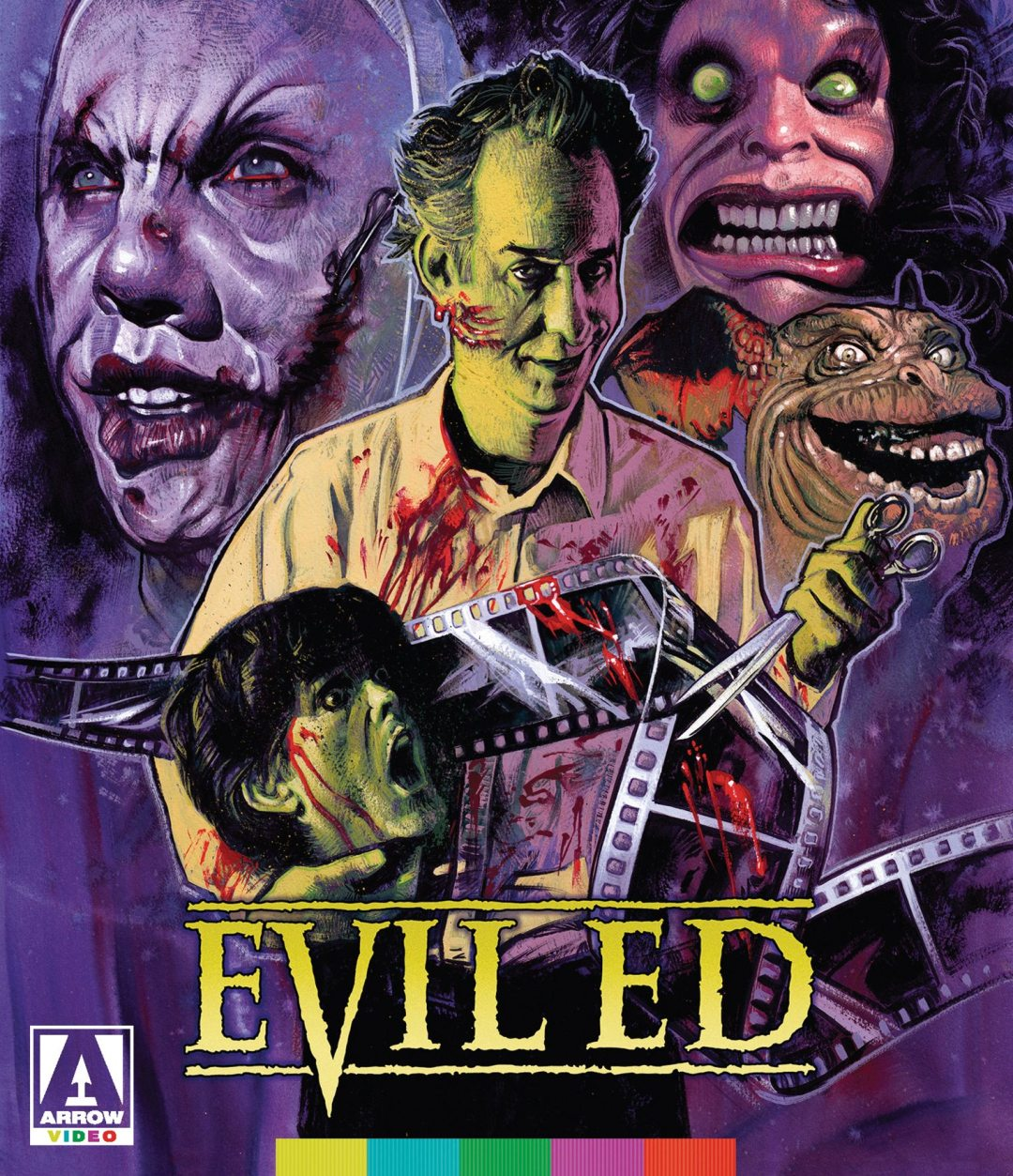 Evil Ed – Blu-ray/DVD Release on May 30th, 2017
