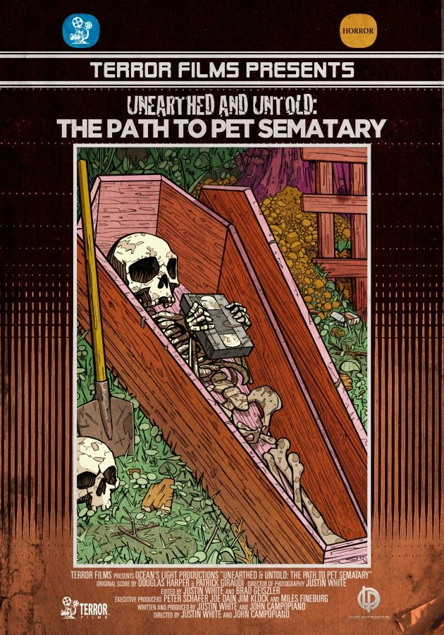 'Unearthed and Untold: The Path to Pet Sematary' to Show on Home Entertainment Formats in Late 2017!