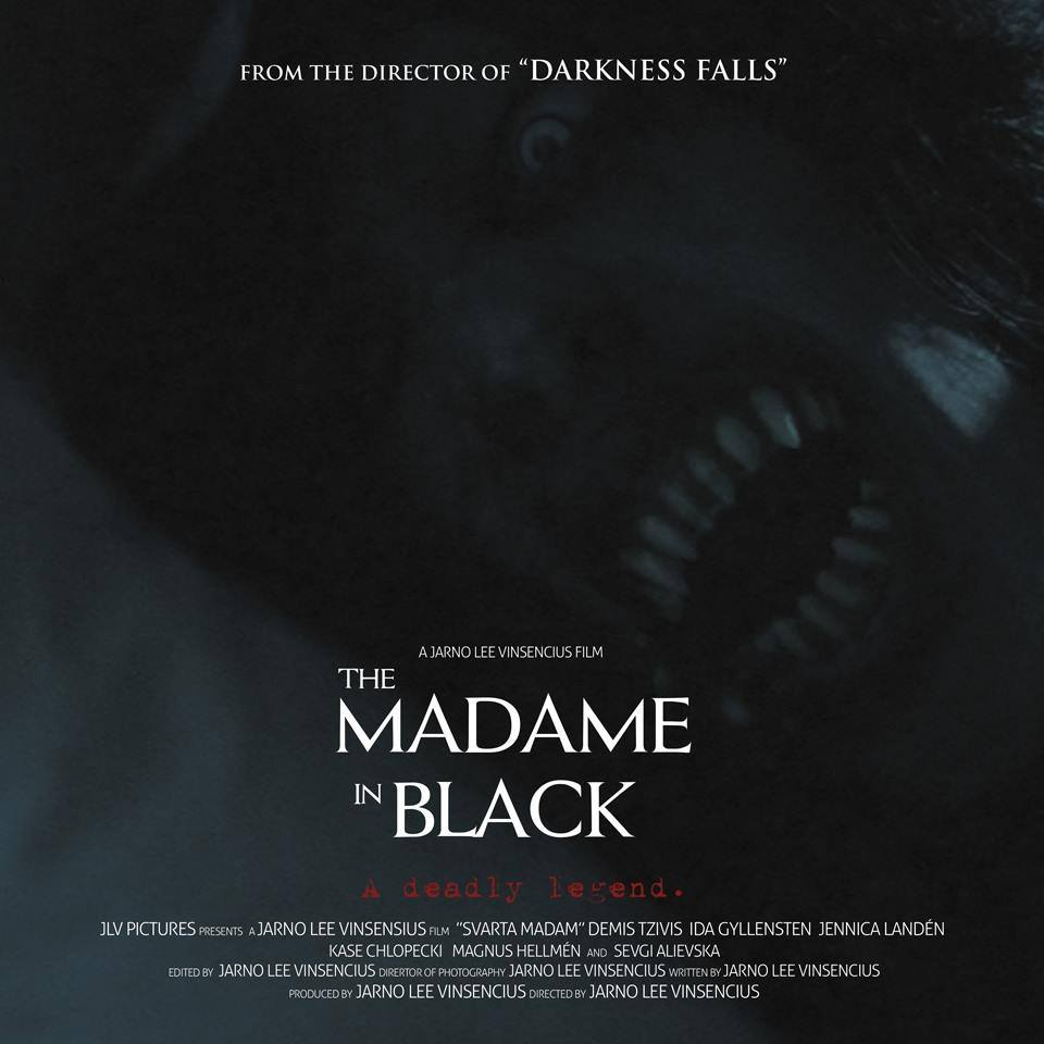 The Madame in Black – Movie Review
