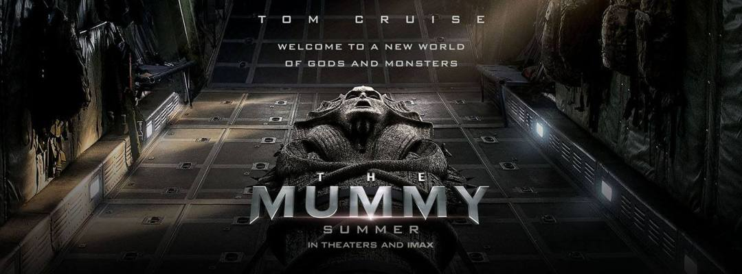 """It Takes a Monster to Defeat a Monster"" in the Latest Trailer for 'The Mummy'"
