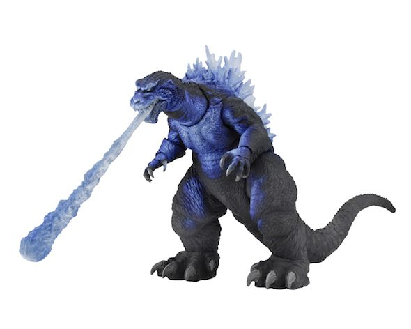 NECA Is Bringing Us An Atomic Blast Godzilla!