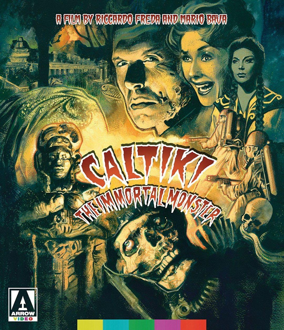 Caltiki – Blu-ray/DVD Review