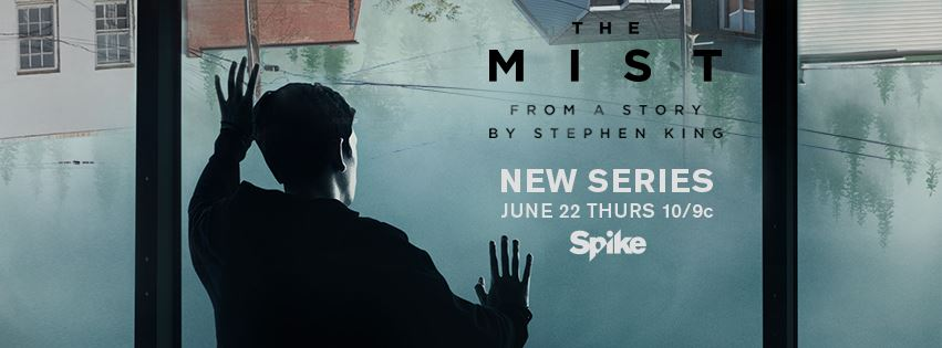 """New """"Jaw Dropping"""" Trailer for Spike's 'The Mist,' From a Story by Stephen King, Debuts 6/22"""