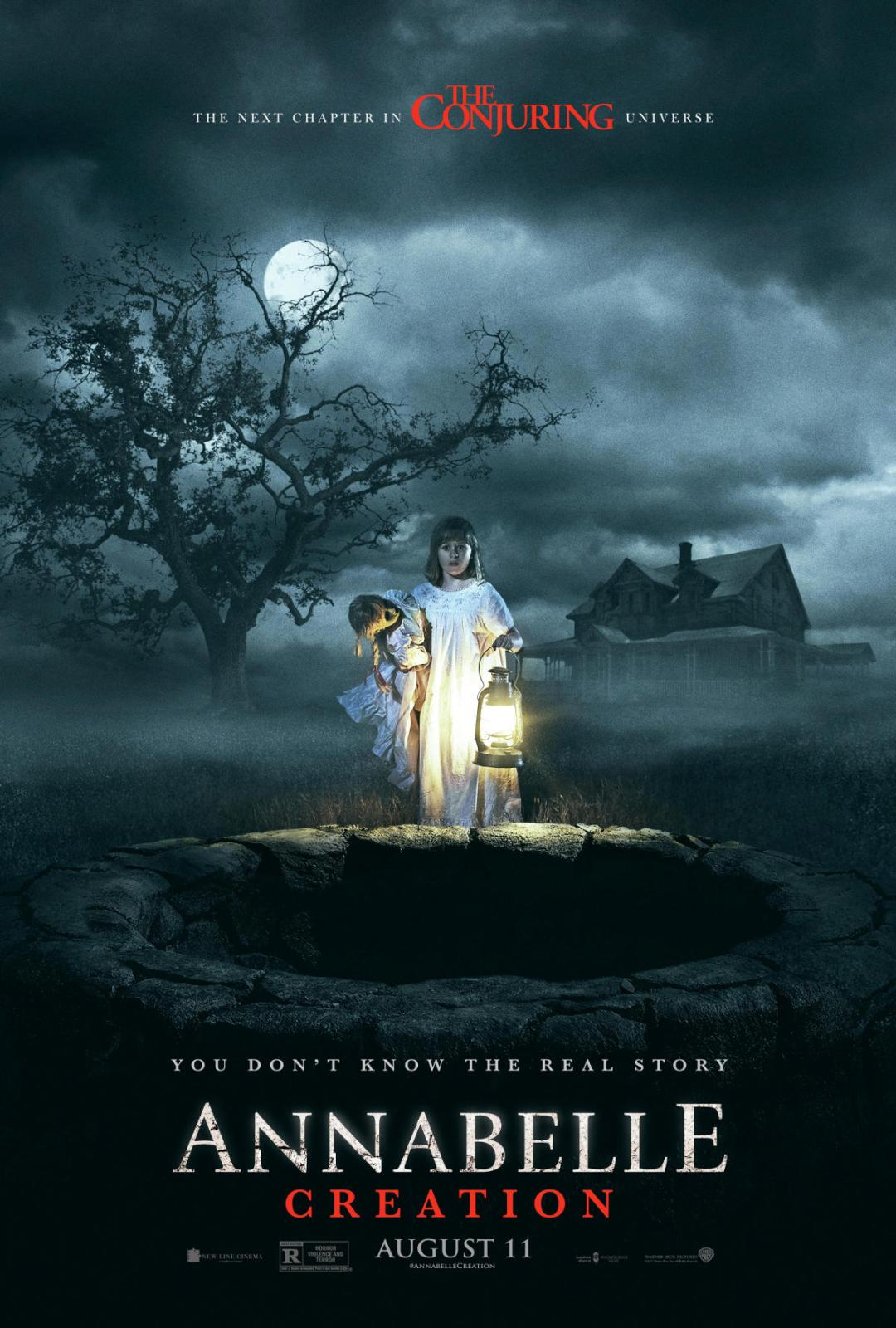 A New Trailer And Poster Are Out For 'Annabelle: Creation'