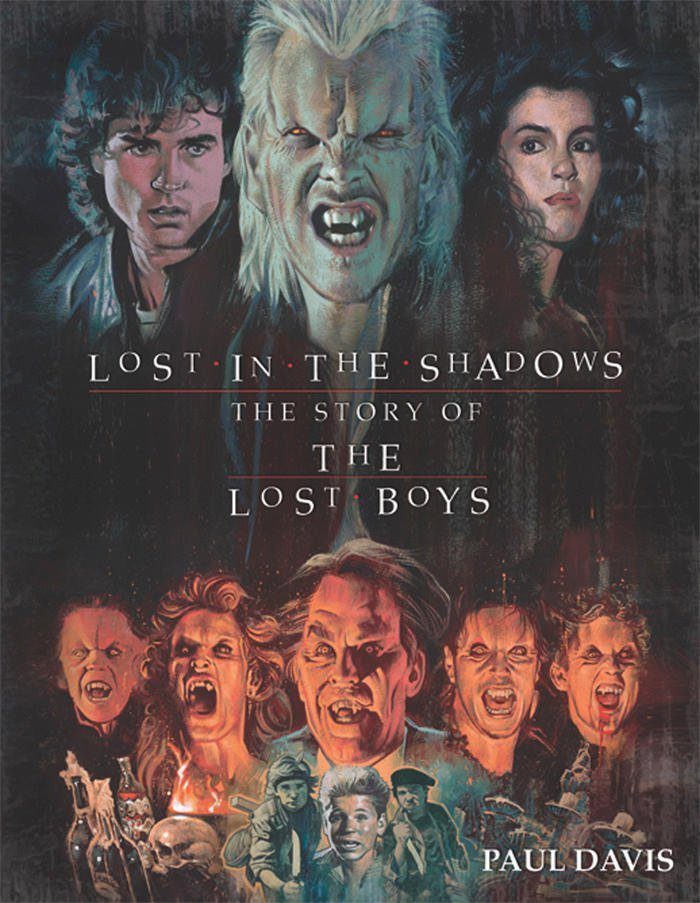 "'Lost Boys' Fans Will Want To Check Out ""Lost in the Shadows: The Story of The Lost Boys"""