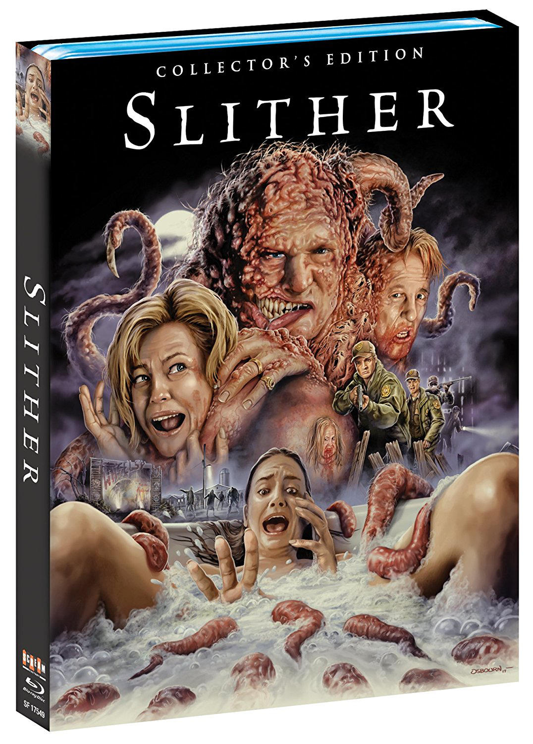 Fans Of 'Slither' Will Want To Check Out This New Collector's Edition!