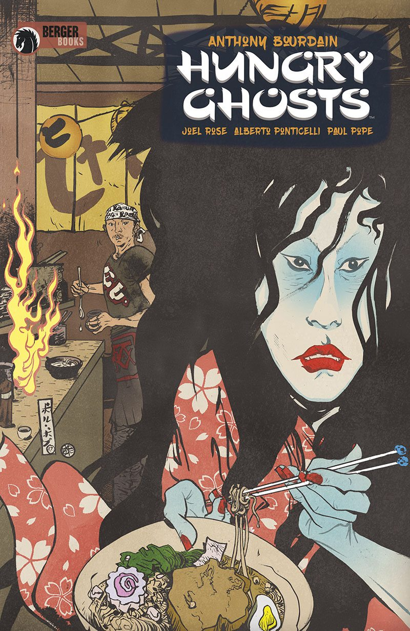 SDCC 2017: Dark Horse Presents an Introduction to Berger Books