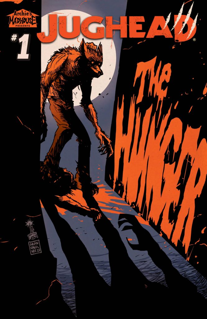 'Jughead: The Hunger' is Going From a One-Shot to an Ongoing Series!
